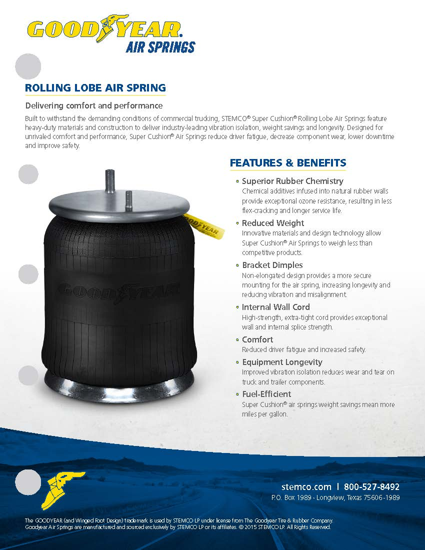 Goodyear Air Springs Page 1