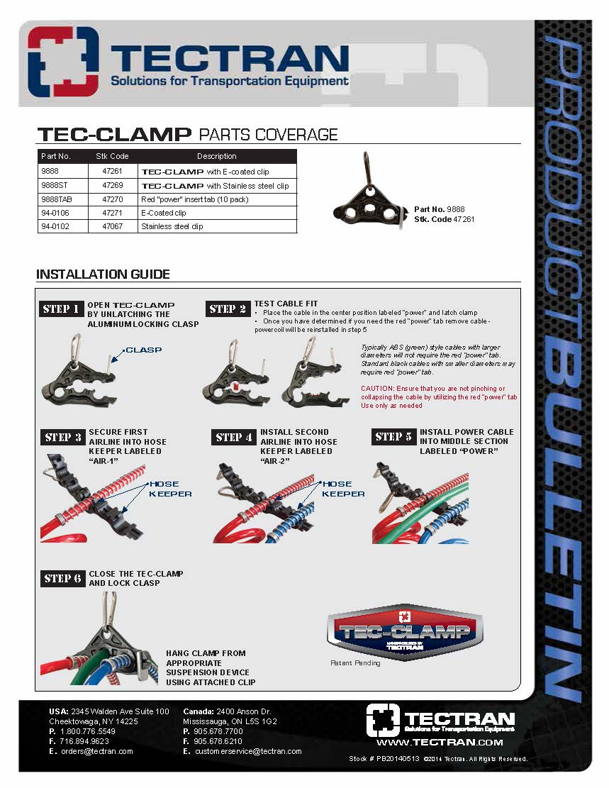 Tec Clamp Page 2